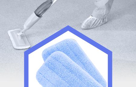 Mopas de Microfibra