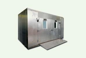 Cámaras calorimétricas para la medición de gases GEI