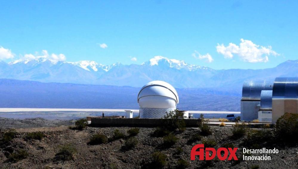 radiotelescopio El Leoncito