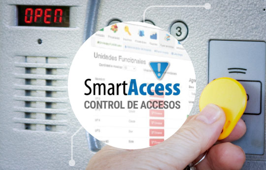 Smart Access | Software para control de ingreso