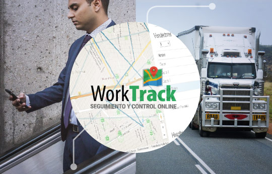 Work Track | Control de gestión empresarial