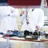 Plásticos conductores eliminan bacterias patógenas
