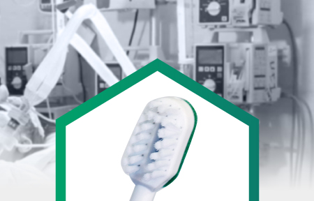 Sistema de limpieza de la cavidad oral