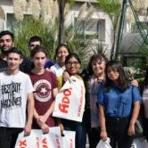 Visita de los alumnos de la Escuela Técnica Nº1 de Ituzaingó a Adox