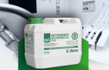 DM3 Plus | Detergente Multienzimatico Plus