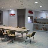 El nuevo showroom de Adox