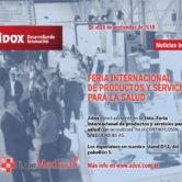 Adox en la Feria Internacional de Productos y Servicios para la Salud